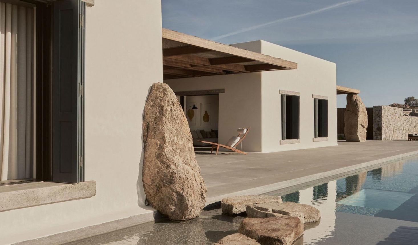 Places of Tranquility: Villa Mandra | Evano Magazine